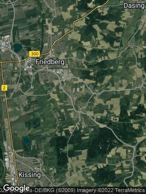 Google Map of Rederzhausen
