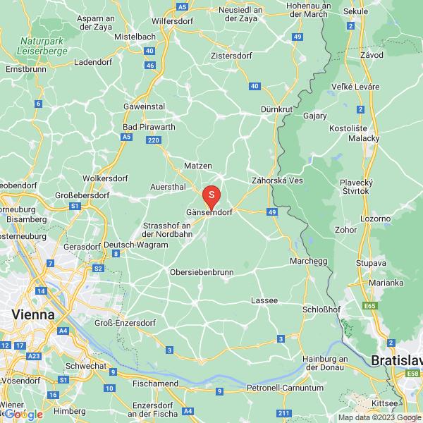 Hallenbad Gänserndorf