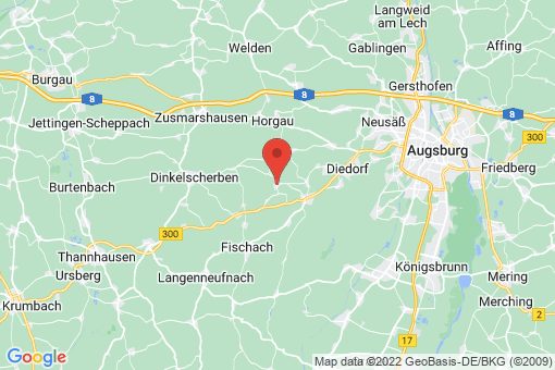 Karte Kutzenhausen
