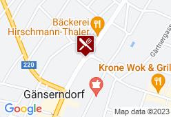 Gasthof Prager - Karte