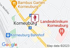 Eissalon Grünzweig - Karte