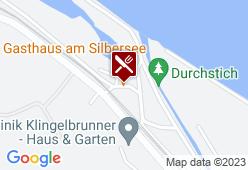 Gasthaus am Silbersee - Karte