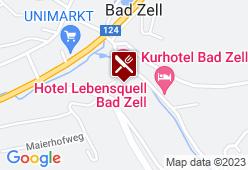 Feuerkuchl im Hotel & Spa Lebensquell Bad Zell - Karte