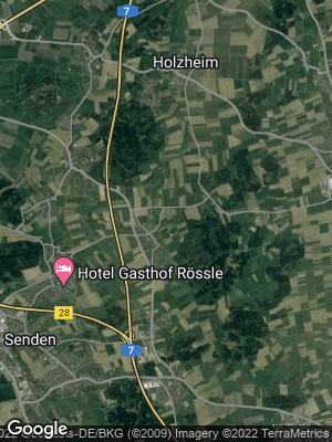 Google Map of Holzschwang