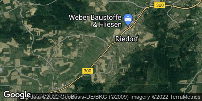 Google Map of Diedorf