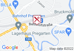 "Gasthof ""Zur Bahn"" - Karte"
