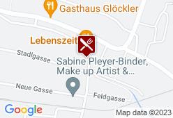 Gasthaus Lebenszeit - Karte