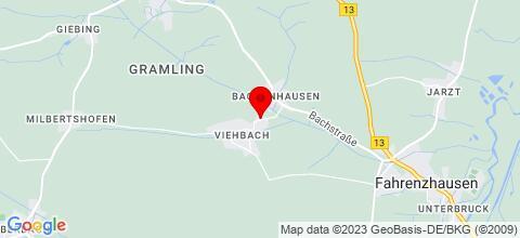 Google Map für Kramerhaus