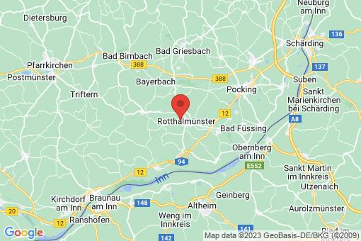 Karte Malching
