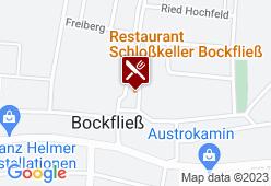 Schlosskeller Bockfließ - Karte