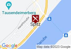 Weinhotel Wachau - Karte