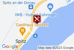 Strandcafe Spitz - Karte