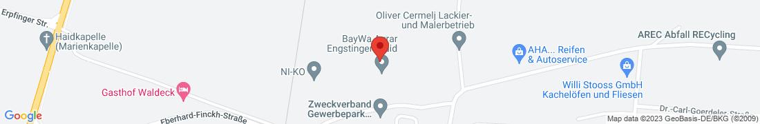 BayWa Agrar Engstingen-Haid Anfahrt