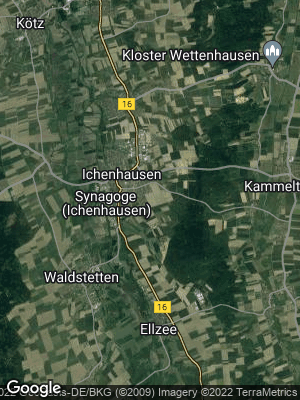 Google Map of Ichenhausen