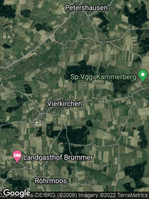 Google Map of Vierkirchen