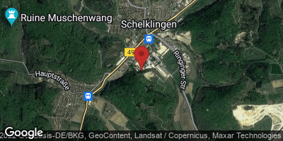 Google Map of Schelklingen