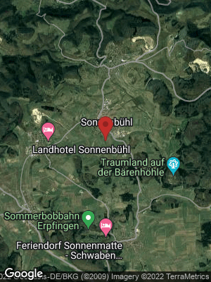 Google Map of Sonnenbühl