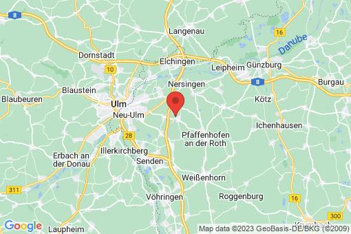 Karte Holzheim