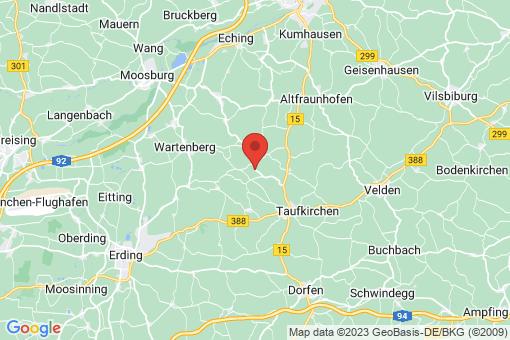 Karte Steinkirchen