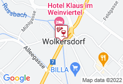Waldheuriger Weingut Hirschvogl - Karte