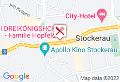 Drei Königshof - Karte