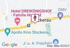 Eissalon Rötzer - Karte