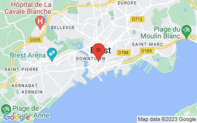 10 Rue Alain Fournier, 29200 Brest, France