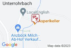 ASPERLKELLER - Karte