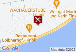 Wachauerstuben - Karte