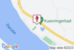 Strandcafe Dürnstein - Eissalon an der Donaupromenade - Karte