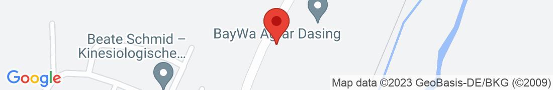 BayWa AG Dasing Anfahrt