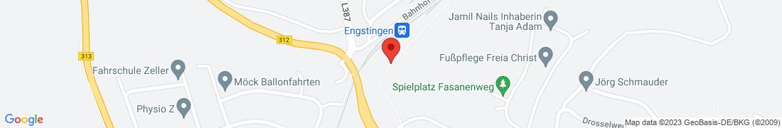 BayWa Technik Kleinengstingen Anfahrt
