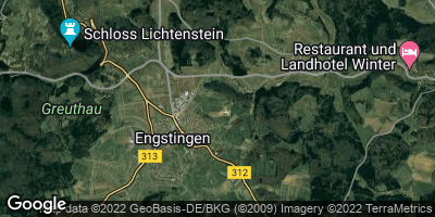 Google Map of Engstingen