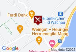 Gasthaus Weiße Rose - Karte
