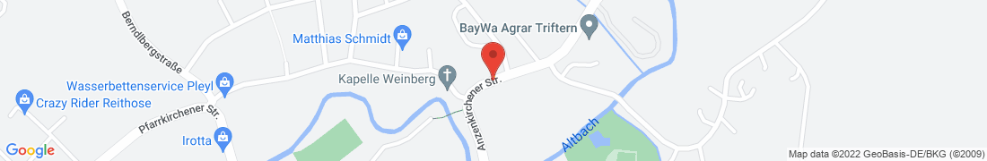BayWa Agrar Triftern Anfahrt