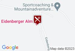 Eidenberger Alm - Karte