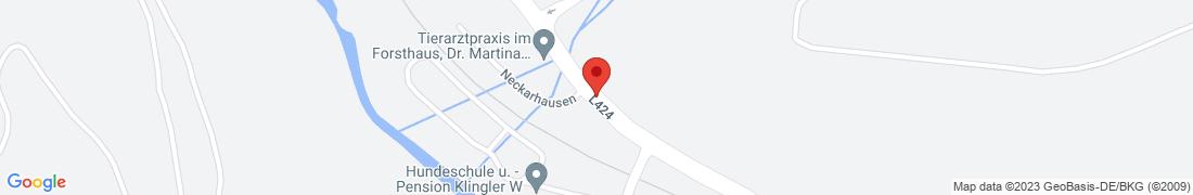 BayWa Agrar Neckarhausen Anfahrt