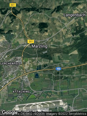 Google Map of Marzling