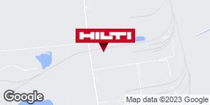 Get directions to Зона самовывоза на складе Hilti в г. Хабаровск