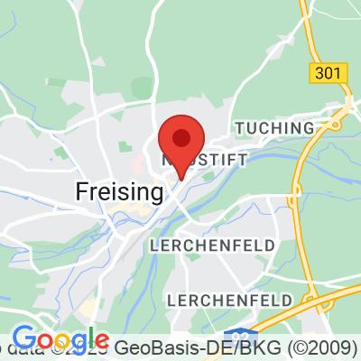 Map showing Velosoph