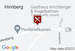 Gasthaus Kirchberger - Karte