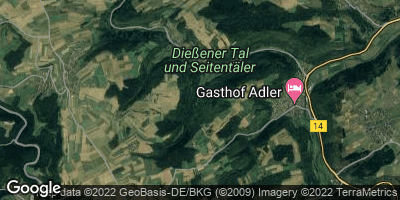 Google Map of Dießen
