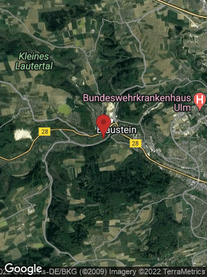 Google Map of Herrlingen