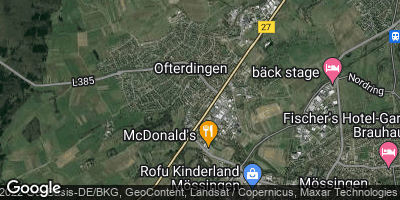 Google Map of Ofterdingen