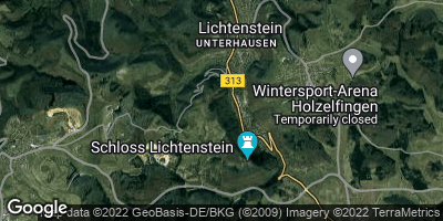 Google Map of Lichtenstein