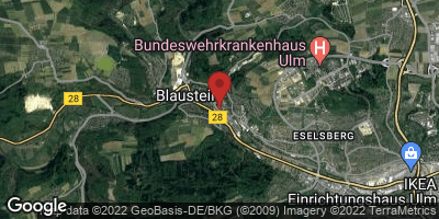 Google Map of Blaustein