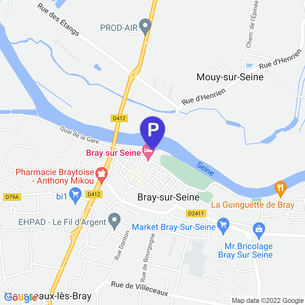 Click on the map to get directions