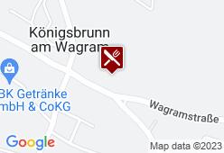 Landgasthof Mann - Karte