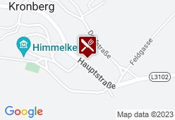 Gasthaus Josef Holzbauer - Karte