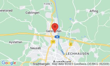 Arbeitsort: Augsburg